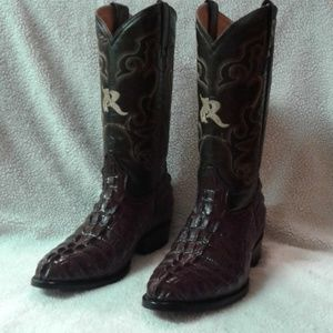 Rogers Boots new never worn
